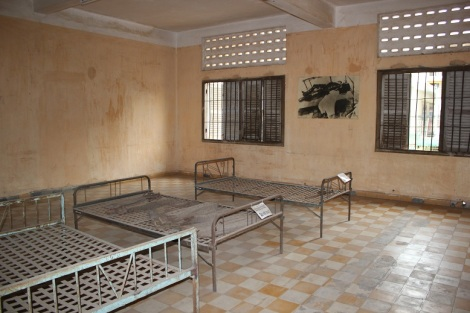 Une salle de torture grand luxe