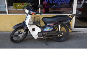 Perceval-Honda-EX5-Dream-100cc