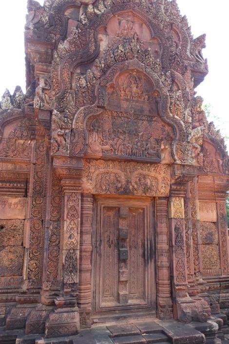 Blog 3 Banteay Srei détails