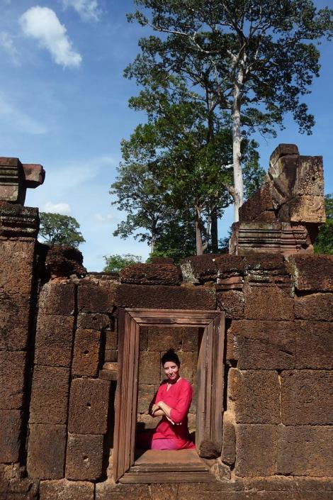 Blog 3 Banteay Srei joconde