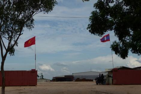Blog usine Laos