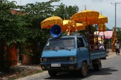 Camion de moines