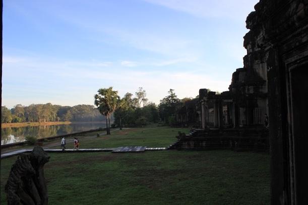 Angkor-temple-extérieur