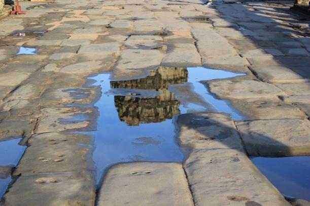 Angkor-flaque