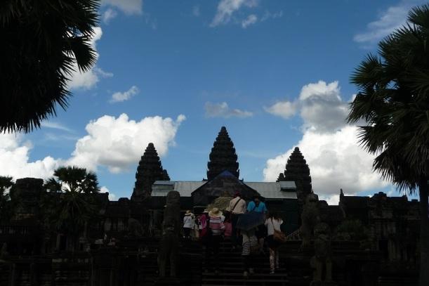 Le temple en lui même
