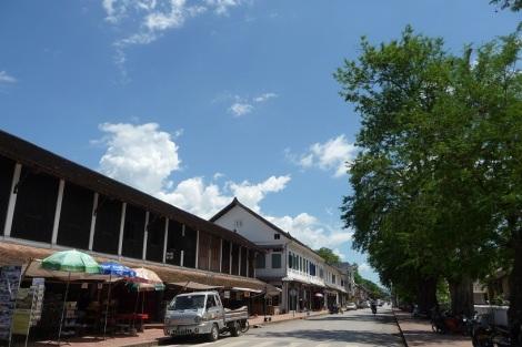 Luang Prabang ravira les architectes