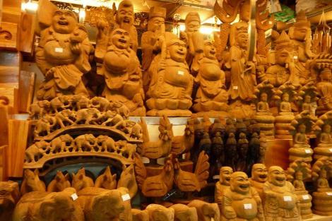 Blog Bouddhas de bois