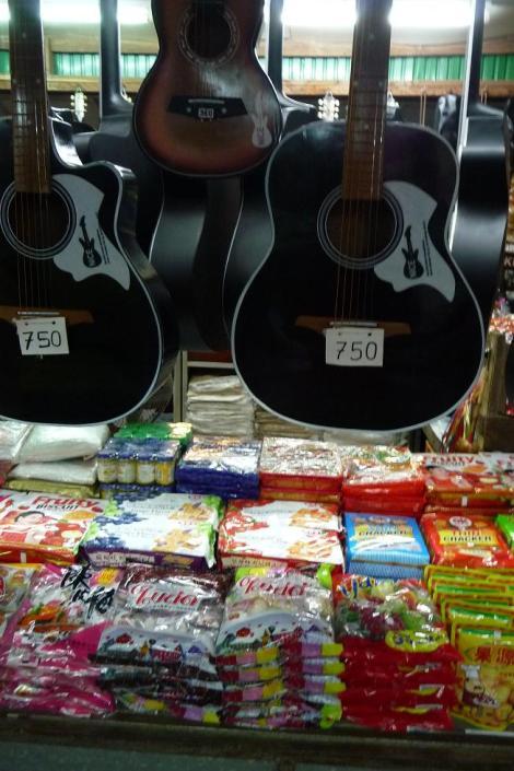 Blog guitares et bonbons