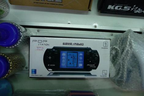 Une PSP revisitée