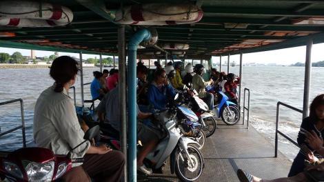Traversée de Bangkok