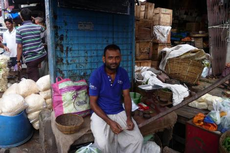 Blog indien qui pose