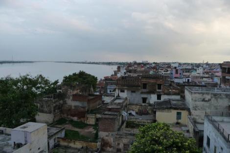 Blog le Gange et la ville