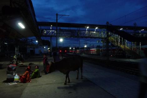 Blog quai gare de Gaya