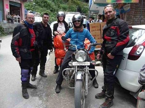 blog biker espagnols