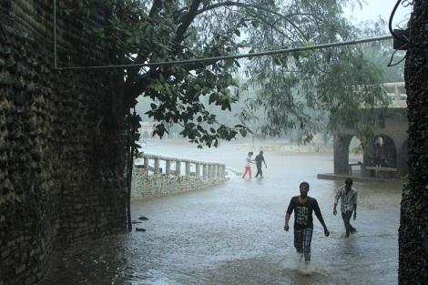 Blog indiens à l'eau