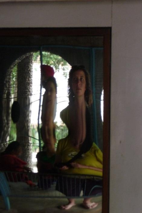 Blog laughing mirrors
