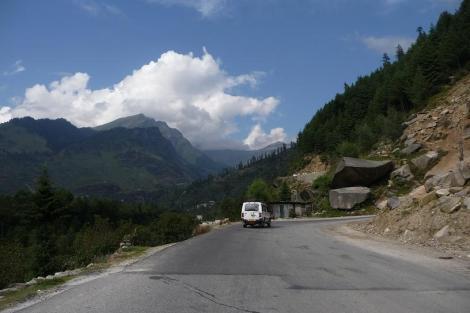 Blog Leh 1 route