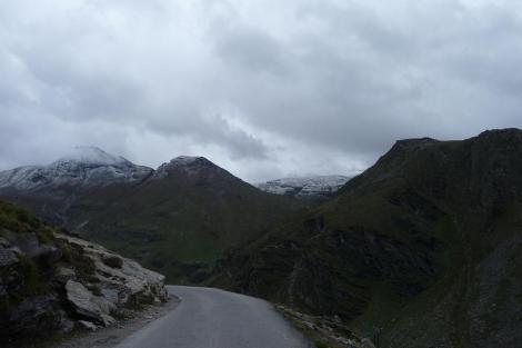 Blog Leh 4 premières neige