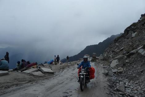 Blog Leh 6 route de boue et de cailloux