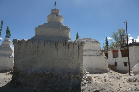 Blog retour stupas