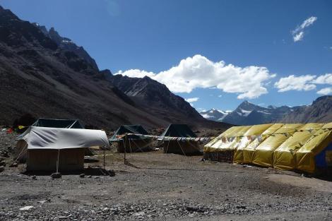 Blog Sarchu 11 Campement