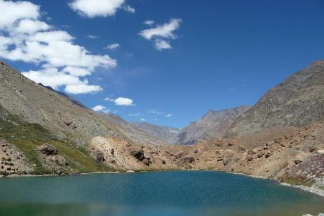 Blog Sarchu 7 un lac