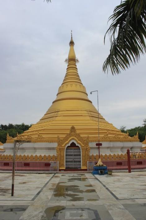 Stupa-myanmar