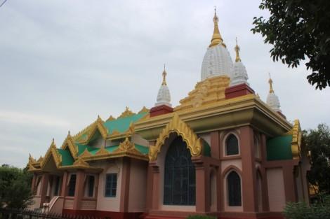 Temple-myanmar