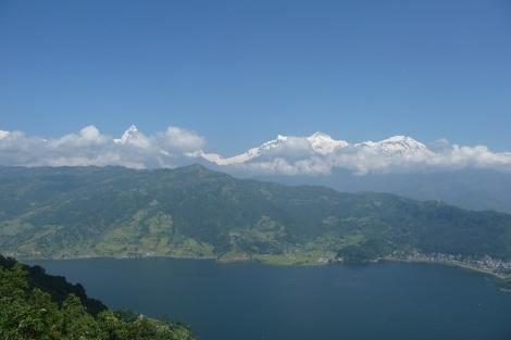 blog lac et Annapurna ma chère