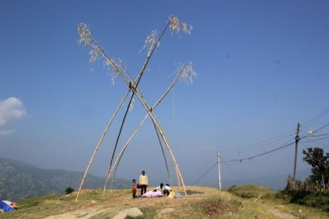 des-balancoires-en-bambou