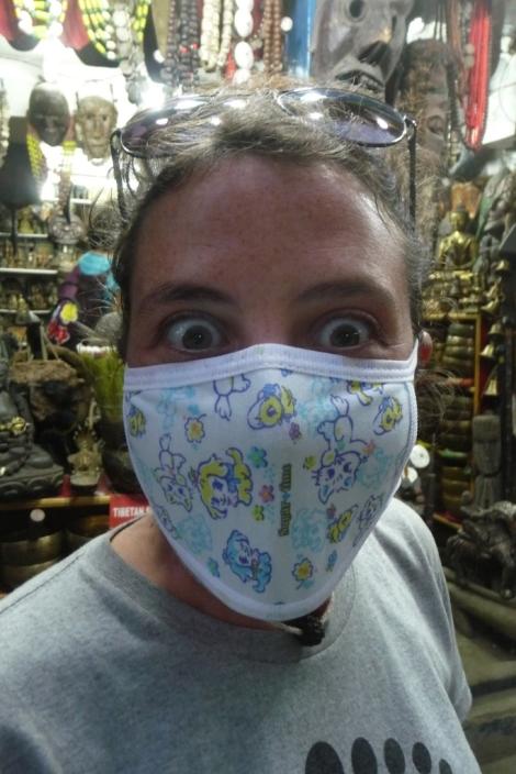 T'as ton masque ?