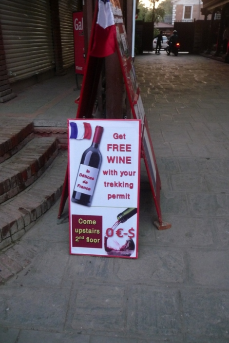 Vive le bon vin !