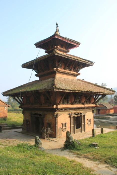 panauti-temple