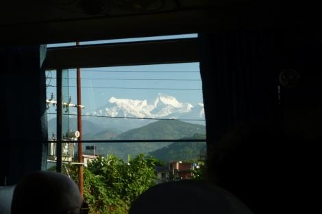 Pokhara-kathmandu-bus